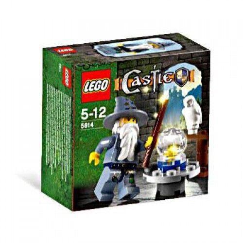 LEGO Castle Good Wizard Wizard Wizard Exclusive Set c7dfb1