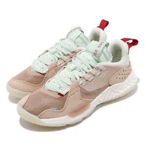 Nike Jordan Delta SP Vachetta Tan Jade Aura Red Men Lifestyle ...