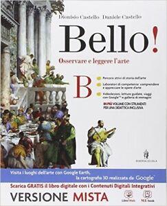 Bello-vol-B-Minerva-scuola-Education-Castello-Castello-cod-9788829840090