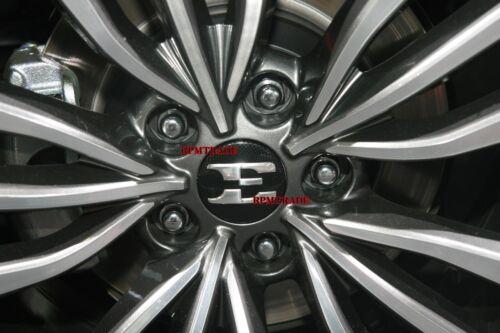 "Kia Stinger Genuine OEM 18/"" Center Wheel Cap Hood Trunk Emblem 6PC For 18 2019"