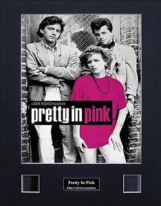 Pretty In Pink Version 2 Photo Film Cell Presentation