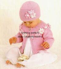 DK 0-3yrs Stylecraft Knitting Pattern: Baby Welsh Rabbit Hat etc 8769