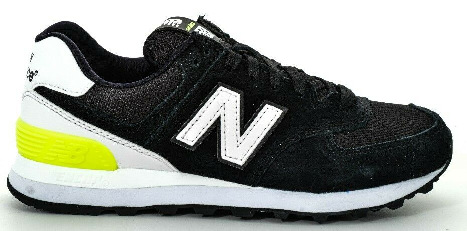 New Balance Woman 574 shoes Black shoes Wl574cna Black Classics Traditionnels