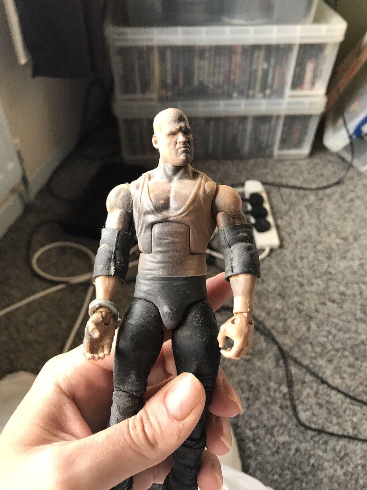 WWE MATTEL ELITE Kane ProssoOTIPOtestscaliente cifra