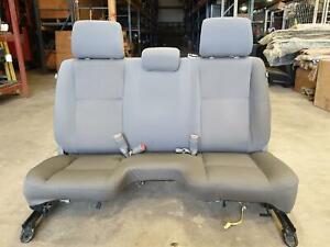 Toyota Tacoma 2005-08 OEM Seat Covers GRAPHITE INTERIOR PT218-35059-01