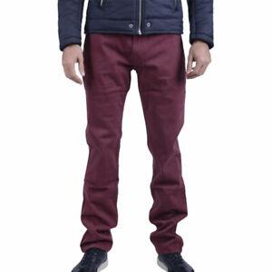 ARMANI-Collezioni-J15-SCS01-Da-Uomo-Pantaloni-Chino-Tessuto-Elasticizzato-Comfort-REGULA