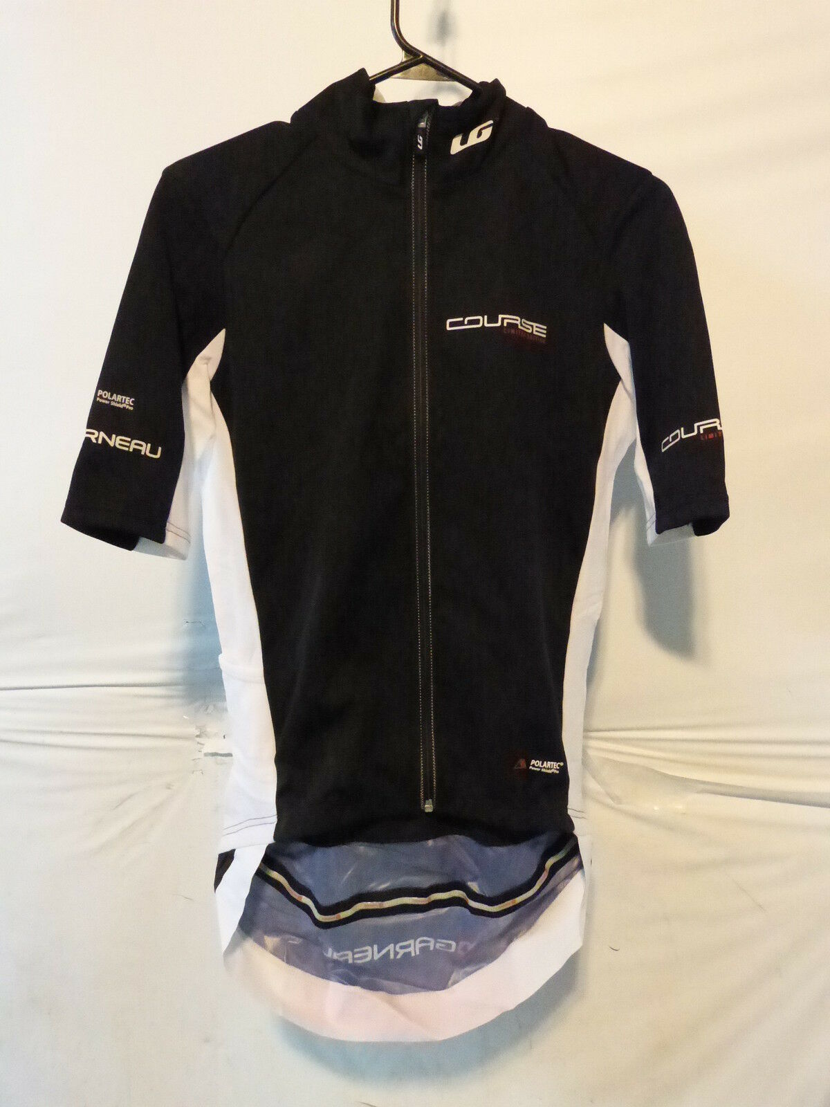 Louis Garneau Course Power Shield Cycling Jersey Men's Medium Retail