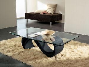 1 tavolino da salotto mara 1 in cristallo minerlmarmo x for Tavolini cristallo