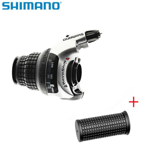 Shimano SL-RS41 RevoShift Twist Shifter 3//7//8//21//24 Speed New US