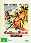 The Crimson Pirate (DVD, 2009)