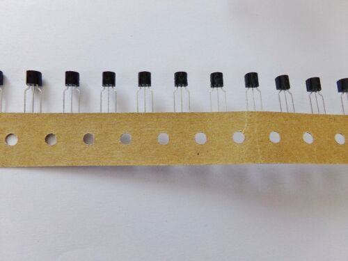 Transistor 2n7000 Unipolar N-Mosfet