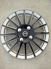 Wheel Cover 14 inch for Maruti Suzuki Ritz- Set of 4pcs- Black Silver