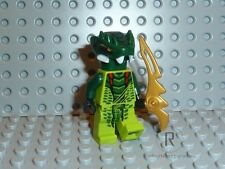 LEGO® Ninjago Figur Lizaru Schlangen Krieger mit Waffe Schwert 9569 9449 Neuware