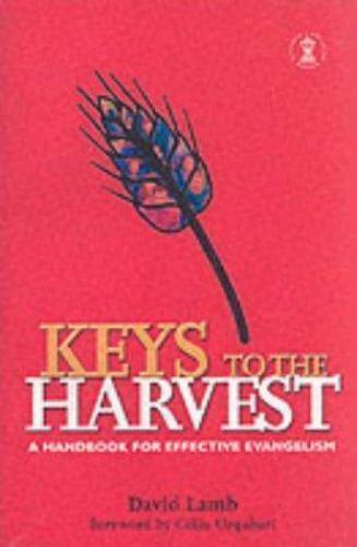 Keys to the Harvest by David Lamb; Melanie Symonds