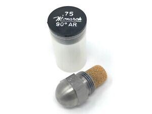 Monarch-0-75-Gallon-Per-Hour-90-AR-Solid-Cone-Oil-Burner-Nozzle-0-75-100PSI