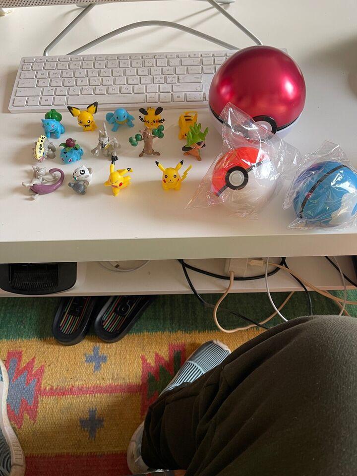 Pokemon og Ball, Pokemon