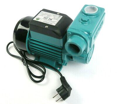 Kleine Gartenpumpe 0.25 kW 2100 L//h  3.9 Bar 230V Wasser-technik24