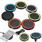Q5 QI Wireless Charging Charger Pad for iPhone Samsung Nexus Nokia LG HTC MOTO