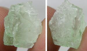 #11 Vietnam 100% Natural Transparent Amazonite Microline Crystal Specimen 3.20ct