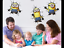 Minions-Kevin-3D-Light-Despicable-Me-3D-FX-Deco-Wall-Night-Light-Lamp-Gift-Kids thumbnail 3