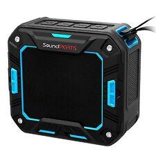 Altavoz portátil Bluetooth soundpeats P2 Altavoz, IP65 impermeable al aire libre