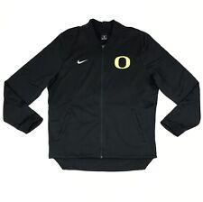 9ad9419b314ef Nike Oregon Ducks Long Sleeve Full Zip Men's Large Basketball 930663 ...