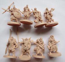 8 barbari / Norse sangue Rage studio mcvey GHIGLIOTTINA GIOCHI Boardgame FICHI