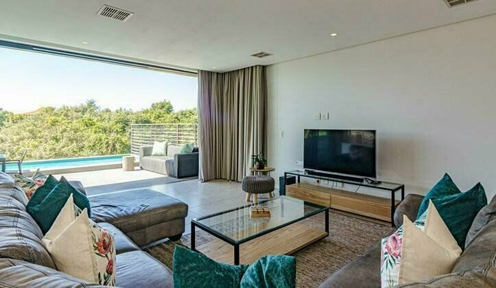 luxury 4 bedroom, self-catering home located in the Zimbali Coastal Estate with private pool