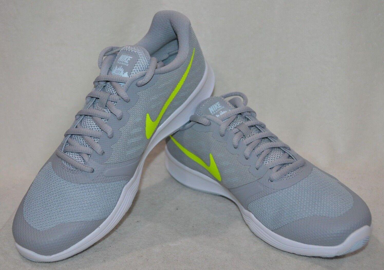 Nike City Trainer Grey/Volt/Glacier Blue Women's Training Shoes - Asst Sizes NWB