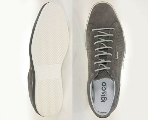 igi/&co Book Scamosciato sneakers sale asfalto igi