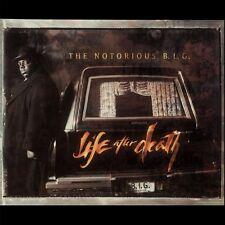 THE NOTORIOUS B.I.G. - LIFE AFTER DEATH  3 VINYL LP NEU