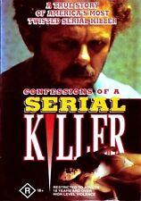 RARE! CONFESSIONS OF SERIAL KILLER UNCUT DVD REALLY RARE!