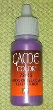 Vallejo Paint Game Color Hexed Lichen 72015 Eye Dropper Bottle 17ml