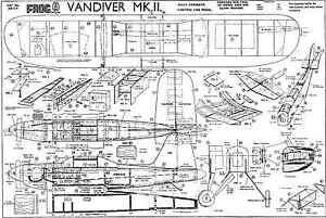 Belle Frog Vandiver Mk2 Plan-afficher Le Titre D'origine