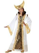 Déguisement Fille Reine Médiévale Gothique 5/6 Ans Costume Enfant Princesse