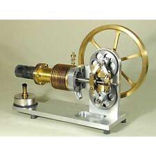 Bauplan Stirling-Motor mit Rhombentriebwerk Modellbau