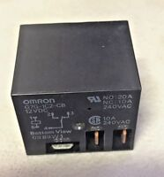 Omron G7g-1c2-cb 12vdc Omron Relay (in Usa)