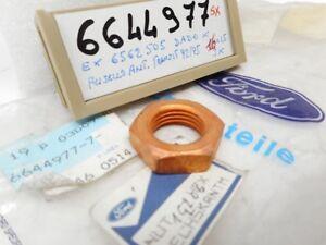 Dado esagonale sinistro chiave 24 mm Ø 16x1,5 mm disco freno mozzo ruota