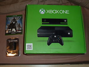 Xbox One Destiny Edition Console MICROSOFT XBOX ...