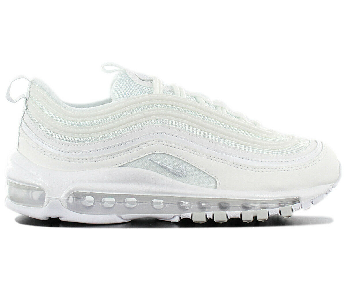 Nike Air Max 97 Womens Sneakers 921733-100 White Fashion shoes Sneakers NEW