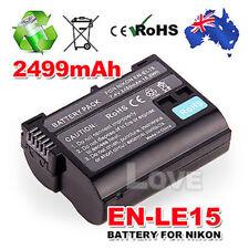 OZ G Backup Battery for Nikon EN-EL15 Battery D7000 D7100 D800 D800E D600 Camera