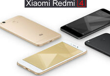 Xiaomi Redmi 4 Duos 32GB|3GB Ram|4100 mAh-1 Year Mi India Warranty (Gold|Black)