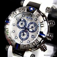 Invicta Reserve Meteorite Subaqua Noma I 1 47mm Chronograph White Watch New
