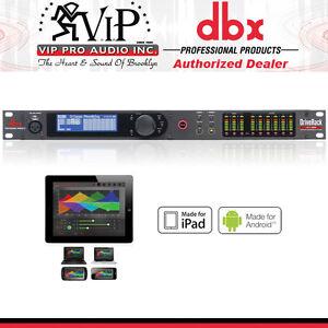 dbx driverack venu360 b loudspeaker management system with blu link new 691991002212 ebay. Black Bedroom Furniture Sets. Home Design Ideas