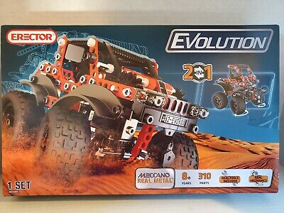 Erector ATV Model Set