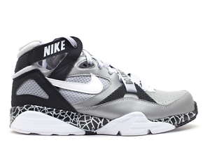 Nike Air Trainer Max 91 QS Size Bo 9.5. NFL Oakland Raiders Bo Size Jackson. 615147-001. 4ff757