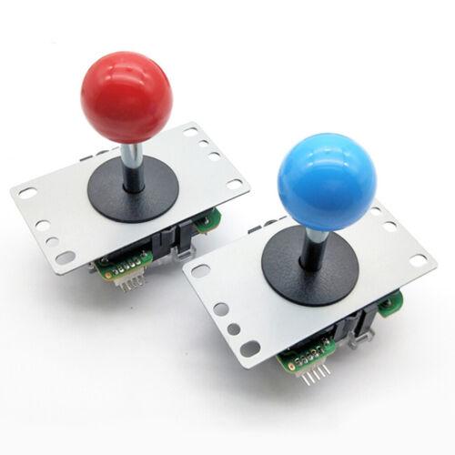 2 Spieler Arcade Buttons \u0026 Joystick Kit Controller USB Encoder DIY Style7