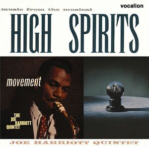 Joe Harriott Quintet - Movement & High Spirits 1965 UK Brit Jazz Classic 2CD set