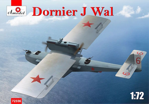 Amodel 1 72 Dornier Do.J Wal Flying Boat