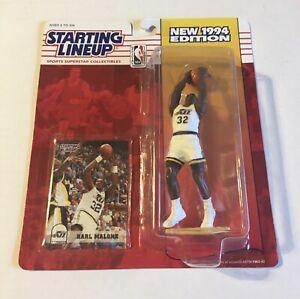 1994 Starting Lineup Karl Malone Utah Jazz
